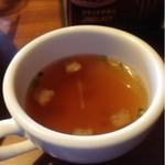 びっくりドンキー - スープ