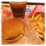 マクドナルド - たま〜に食べたい…