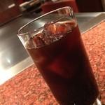 ローズルーム名古屋 - アイスコーヒー
