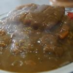 お食事処 かわさき - 料理写真:カツカレー