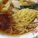ささき亭 - 麺