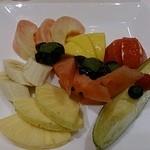 千疋屋総本店 - フルーツの盛り合わせ