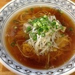 中華そば伴 - 生醤油ラーメン