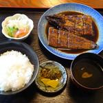 うなぎの喜田 - 蒲焼定食(松)