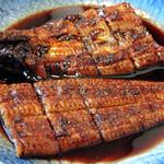 うなぎの喜田 - 鰻一匹使ってます