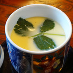 うなぎの喜田 - 茶碗蒸し