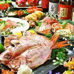 上野アメ横のひもの屋 - 料理写真:世界各地のこだわり干物達