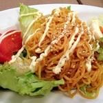 サジャガーデン - 味噌ラーメンサラダ