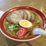 亀次郎 - 叉焼麺@750