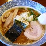 麺 一直 - 料理写真:中華そば
