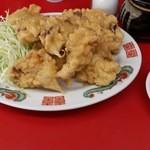 中華 鶴八 - 豚天(単品)