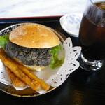 エデン - 黒からバーガー300円