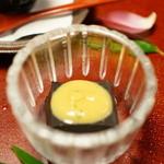 雑司が谷 寛 - 黒胡麻豆腐