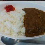 オスカル - オスカルカレー(400円→360円)♪