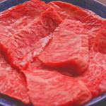 焼肉道場 - 料理写真:自慢のカルビ!