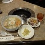 19969736 - 冷麺900円