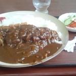 定食屋菜 - カツカレー 800円