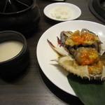 KollaBo - カンジャンケジャン (渡り蟹の醤油漬)