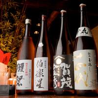 目黒のひもの屋 - 日本酒
