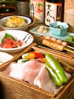 串焼き・魚 新宿宮川 - 各種コース料理を御用意しております! ※写真はイメージです