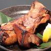 房総魚男 - 料理写真:マグロのカマ焼:20cm以上のジャンボサイズ 980円