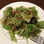 DINING APPAYAN - セットのサラダ