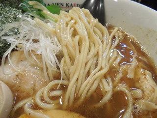 楓 - 麺アップ