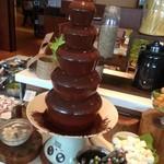 餉餉 - チョコレートファウンテン