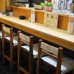 ソンポーン - 2013.7 カウンター5席のみの小さなお店
