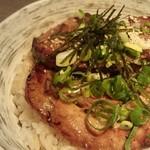麺屋 あまのじゃく  - チャーシュー丼