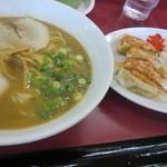 19981466 - ラーメン定食 680円