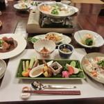 旅籠屋 丸一 - 夕食