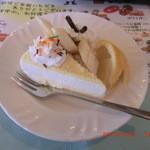 水上 ホテル聚楽 - 料理写真:お誕生日プレゼント