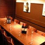 日比谷Bar DINING - 【完全個室】は10~20名様前後各種個室あり♪