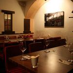 日比谷Bar DINING - 人数、利用用途によって使い勝手の良い個室です♪ 10~20名様