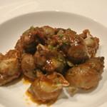YABU - ツブ貝のトマト煮
