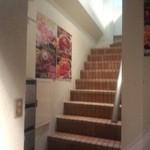 ステーキのくいしんぼ - 階段登って2Fへ。