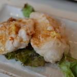 蔵 - 名物料理というジーマミ(豆腐)厚揚げ