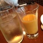 中華香彩JASMINE - 最初にスープが出てきます!