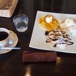 シエスタ - 料理写真:パンケーキカフェ