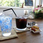 カフェスバコ - アイスコーヒー(500円)