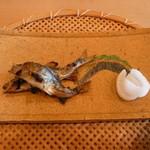 祇園 櫻川 - 鮎の塩焼き