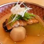 祇園 櫻川 - こちらのお出汁 好みです