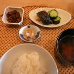 祇園 櫻川 - お食事