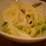 吉川亭 - 野菜サラダ