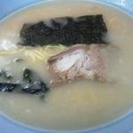 ラーメンショップ - ミニラーメン250円