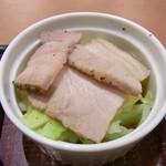 デニーズ - 四元豚ハーブの小鉢(180円)
