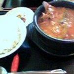 仁寺洞 - カムジャタン定食