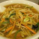 中国民菜 萬天 - サンマーメン