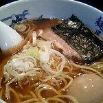 麺屋武蔵 青山 - 味玉ラーメン